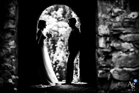 David Anton is an artistic wedding photographer for