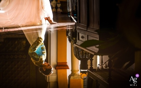 Eduardo Blanco is an artistic wedding photographer for Murcia