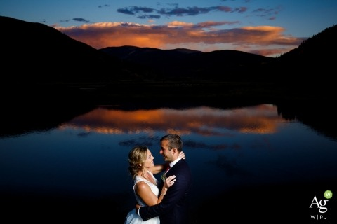 Justin Edmonds is an artistic wedding photographer for Colorado
