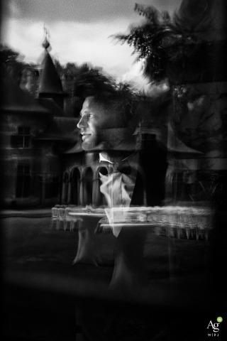 Lubow Polyanska is an artistic wedding photographer for