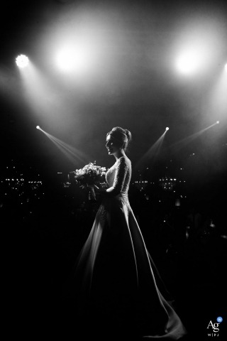 Ricardo Cintra is an artistic wedding photographer for São Paulo
