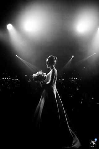 Ricardo Cintra is an artistic wedding photographer for São Paulo