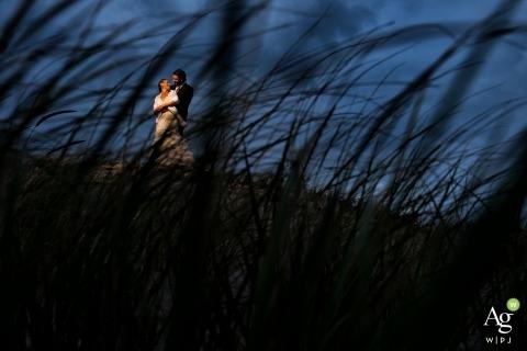 Tara Theilen is an artistic wedding photographer for Nevada