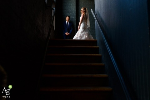 Esther Gibbons is an artistic wedding photographer for Quebec