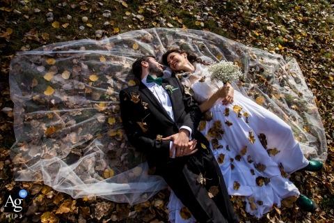 Mihai Zaharia is an artistic wedding photographer for București