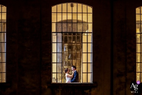 Enzo Masella is an artistic wedding photographer for