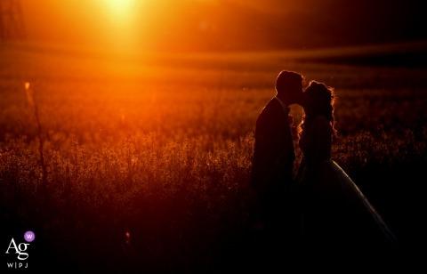 Robert David is an artistic wedding photographer for