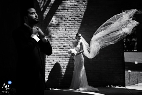 Fotos de bodas creativas y artísticas de la Riviera Maya por el fotógrafo de México.