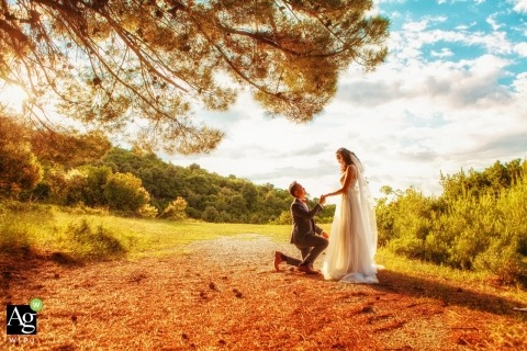 Vasilis Maneas is an artistic wedding photographer for