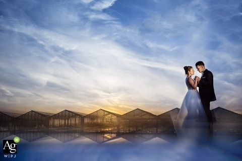 Damon Pijlman is an artistic wedding photographer for Zuid Holland