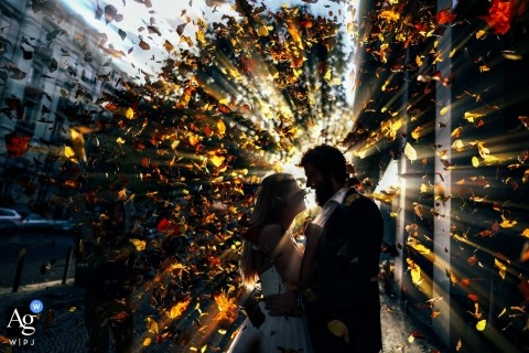 Emin Kuliyev is an artistic wedding photographer for New York