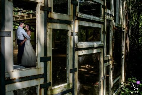 Sven Soetens is an artistic wedding photographer for