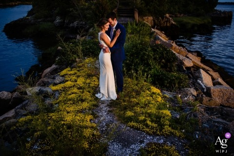 Jacob Hannah is an artistic wedding photographer for Vermont