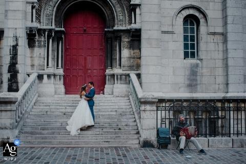 Monika Zaldo is an artistic wedding photographer for Guipuzcoa