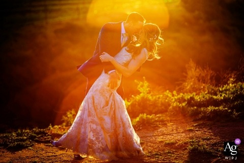 Shaun Baker is an artistic wedding photographer for California