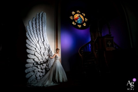 Andreas Pollok is an artistic wedding photographer for Baden-Württemberg