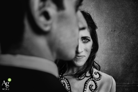 Damiano Salvadori is an artistic wedding photographer for Firenze