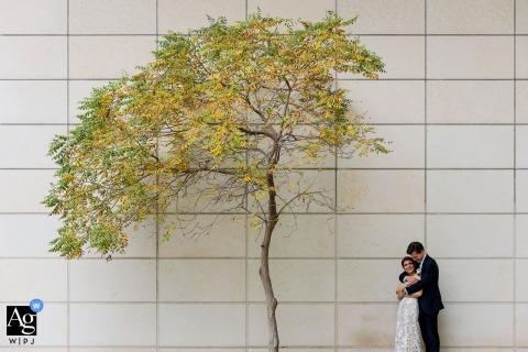 Logan Westom é um fotógrafo de casamento artístico para Washington