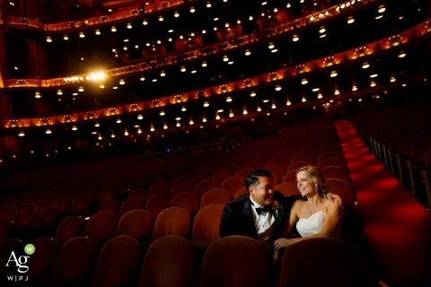 Travis Haughton is an artistic wedding photographer for Illinois