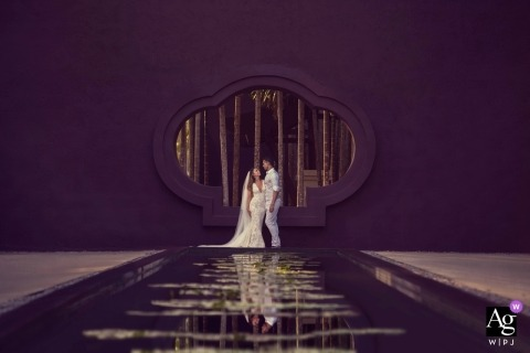 Jay Hoque is an artistic wedding photographer for London