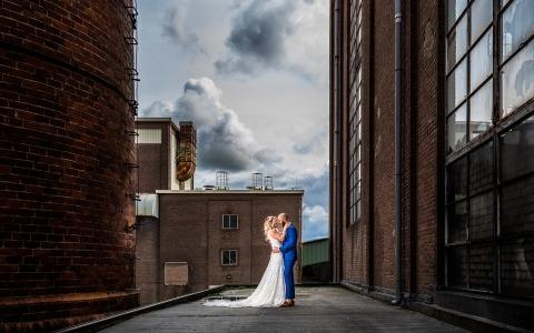 Beste trouwfotograaf Rotterdam