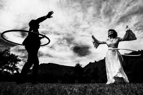 Planète Mariage Bluegrass | Photographe de mariage Boulder | J. La Plante Photo