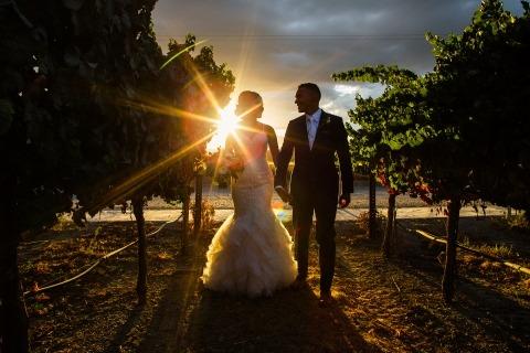 婚禮那天肖像