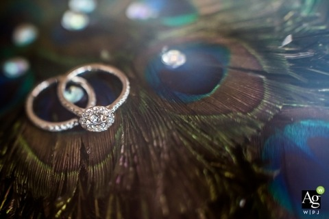 Wedding Photographer in India - Wedding Detail Photo of Rings