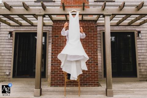 Katie Kaizer is an artistic wedding photographer for Massachusetts