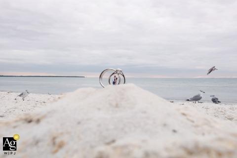 David Zaoui jest artystycznym fotografem ślubnym na Florydzie