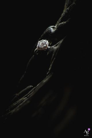 Szczegóły w czerni i bieli | Fotografia ślubna dla Hunan, Chiny