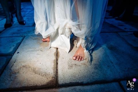 Melinda Guerini Temesi ist eine künstlerische Hochzeitsfotografin für Budapest