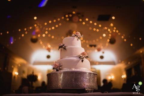 Carey's Manor, Hampshire - UK wedding venue photo | The cake