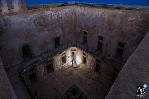 Simona Cancelli is an artistic wedding photographer for Siracusa