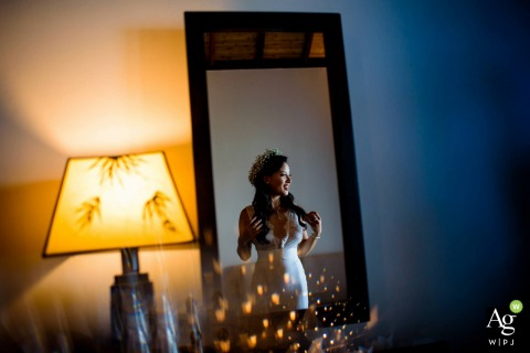 Ho Chi Minh wedding photography at Phu Quoc | The bride in transition
