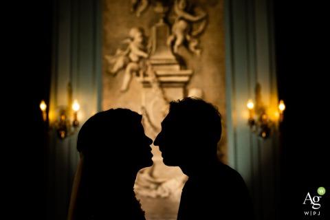 Kasteel Wijenburg Bride and groom portrait   Wedding Day Photography
