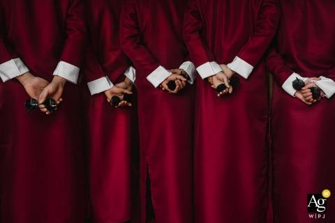 Nanping wedding clothing of the groomsmen
