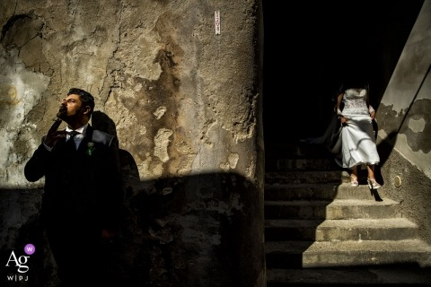 Pasquale Minniti is an artistic wedding photographer for Reggio Calabria