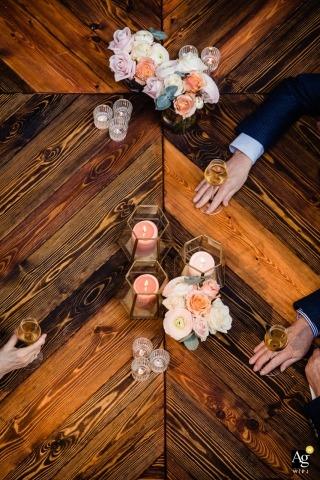 Sanne De Block es una fotógrafa artística de bodas para Antwerpen
