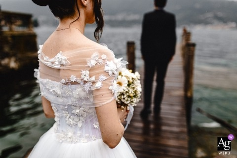 Nicola Genati is an artistic wedding photographer for Verbano-Cusio-Ossola