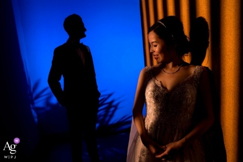 Stam Chananakhon is an artistic wedding photographer for