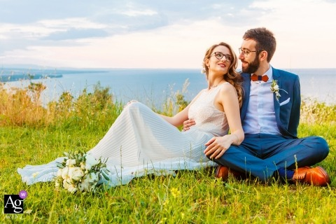 Vasilis Maneas是一位艺术婚礼摄影师,