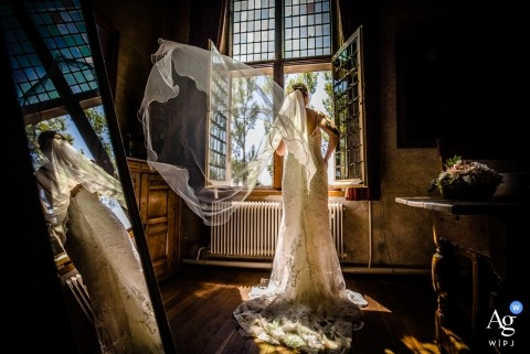 Marlies Dekker es un fotógrafo artístico de bodas para Zuid Holland