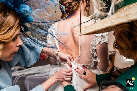 Pedro Volana is an artistic wedding photographer for Jaen