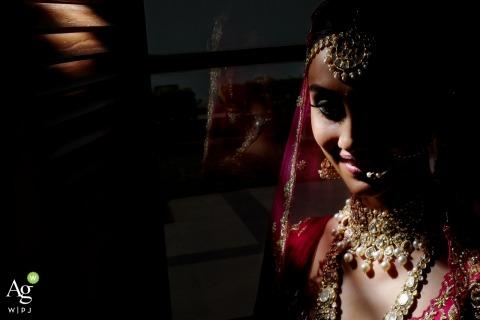 Mumbai, IndiaBride and jewels portrait | Wedding Day Photography