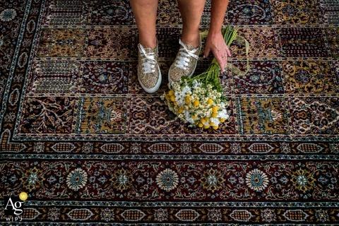 Linda Bouritius is an artistic wedding photographer for Utrecht