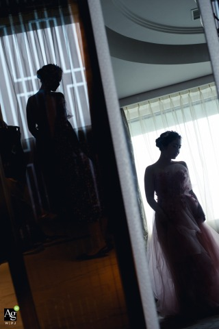 Changsha, China Wedding Photo | Ready is the bride