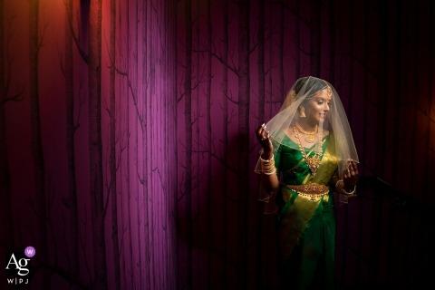 Sheraz Khwaja is an artistic wedding photographer for Essex