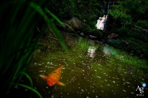 Victoria Sprung es una fotógrafa artística de bodas para Illinois