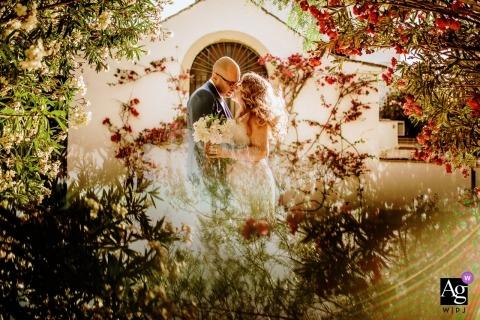 Sergio Cueto是馬德里的藝術婚禮攝影師